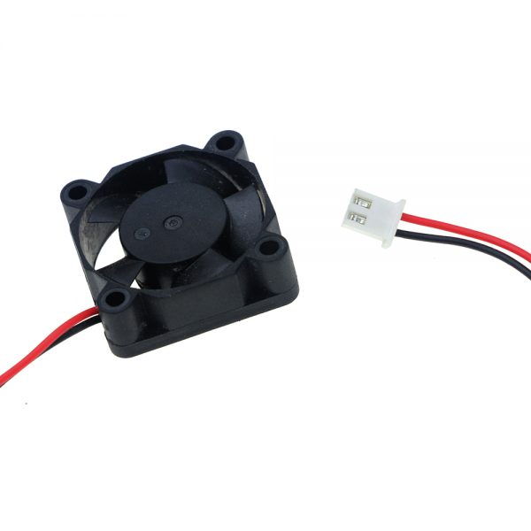 DC 12V 2Pin Mini Cooling Fan 30MM 30x30x10mm Small Exhaust Fan for 3D Printer 3010 2 pin 30x30x10