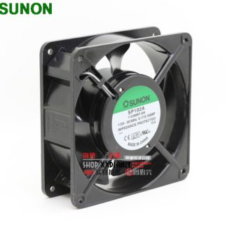 papst typ 4536 zh 12038 119x119x38 mm 115V 50/60HZ 13/12W all full metal high tempreture cooling fan