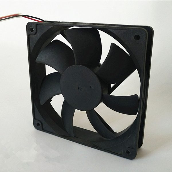 For ADDA AD1212LS-A71GL 120*120*25mm 12V 0.24A 2pin/3pin mute cooling fan