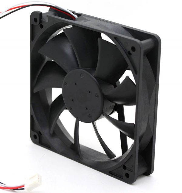 NMB 4710KL-04W-B59 12V 0.72A 12025 120*120*25MM 3 line to stop alarm fan