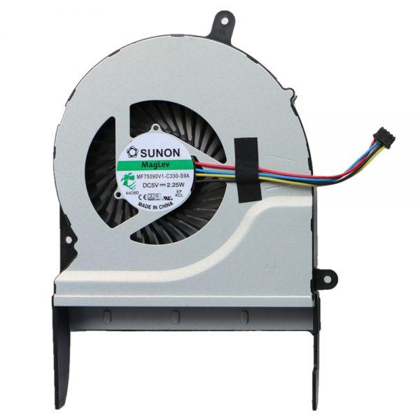 New Original Cpu Fan For Asus N551J N551JW N551JX N551JK N551JQ G58 G58J G58JW Cpu Cooling Fan SUNON MF75090V1-C330-S9A