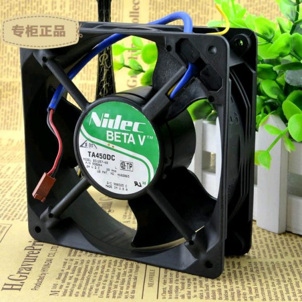 Free Delivery. 12038 24 v 0.28 A 12 cm inverter fan industrial B31257-68