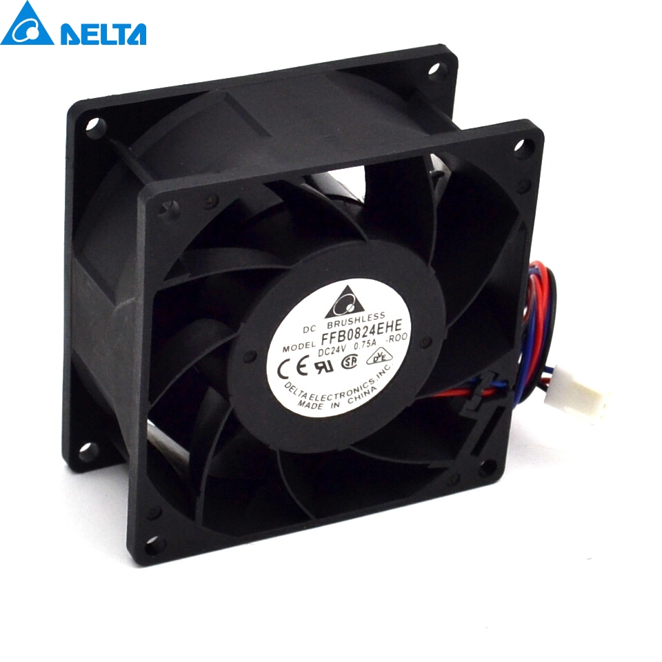 ONE Sanyo frequency conversion fan 9WF0624H4D03 24V 0.15A