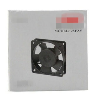 AC Axial Fan Copper Coil TA125FZY Industrial Welder Cooling Fan 110V 220V 380V Brushless fan