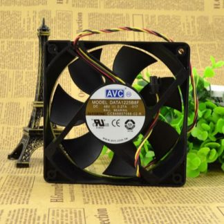 Genuine AVC DATA1225B8F 120*120*25 48V 0.27A 12CM 3 wire switch fan