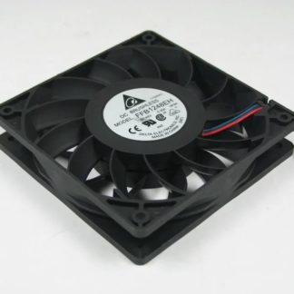 Delta FFB1248EH 4F84 DC 48V 0.38A 120x120x25mm Server Square fan