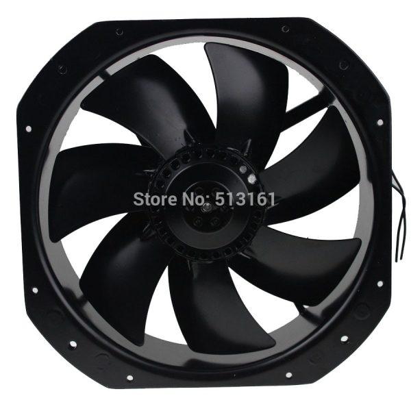 Gdstime AC 220V 240V Axial Industrial Cooling Fan 280mm * 280mm * 80mm