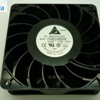 Delta 12038 FHB1248DHE 12cm 120mm DC 48V 1.54A inverter fan violence strong wind cooling fan