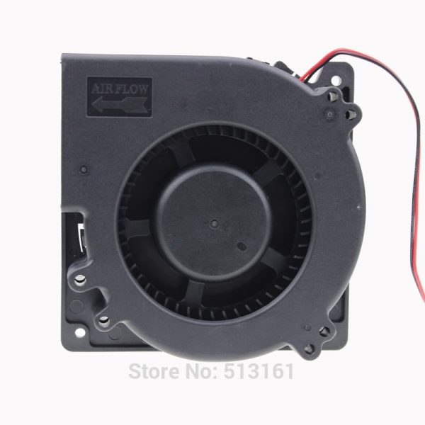 2 pcs/lot 12032B Centrifugal Radial Cooler Fan Cooling 120x120X32mm 120mm 12cm 24V
