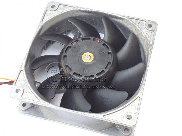 Sanyo 9SG1212P1G06 Server Square Fan DC 12V 4A 120x120x38mm 4-wire