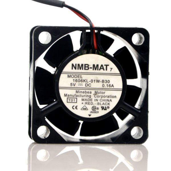 New original 4015 5V 0.16A 4CM / cm large air volume USB power supply fan 1606KL-01W-B30