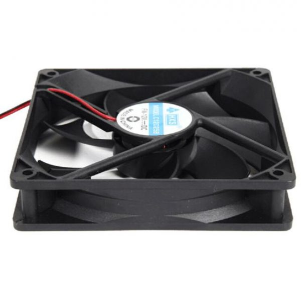 2018 Hot sale 1pcs CPU cooler 120mm fan 12V 4Pin DC Brushless PC Computer Cooling Fan 1800PRM thermo pasta for video card