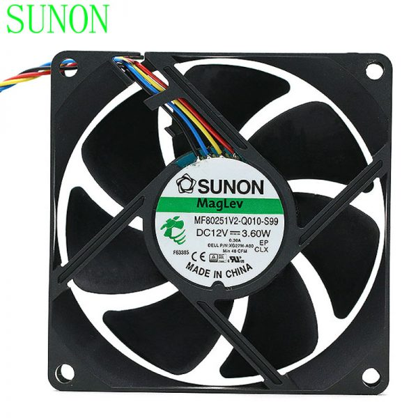 Cooling Fan FOR Apple AirPort Extreme A1470 FAN Sunon MG60121V1-C01U-S9A DC12V 610-0179 BSB0712HC-HM01