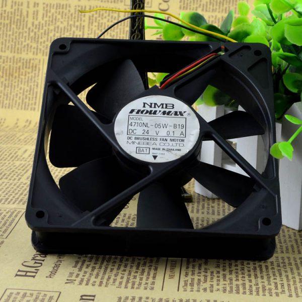 Free Delivery. 4710 nl - 05 w - B19 inverter fan 24 v 0.1 A silent fan