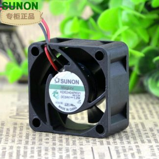 SUNON maglev fan KDE2404PKV1 4020 4CM 24V 1.2W power supply axial cooling fan