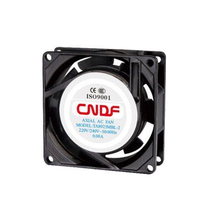 115VAC 50HZ 0.14A 15W 2300RPM Cooling Radiator Axial Fan TA8025MBL-1 Ventilation and Air Change FZY Small ventilator