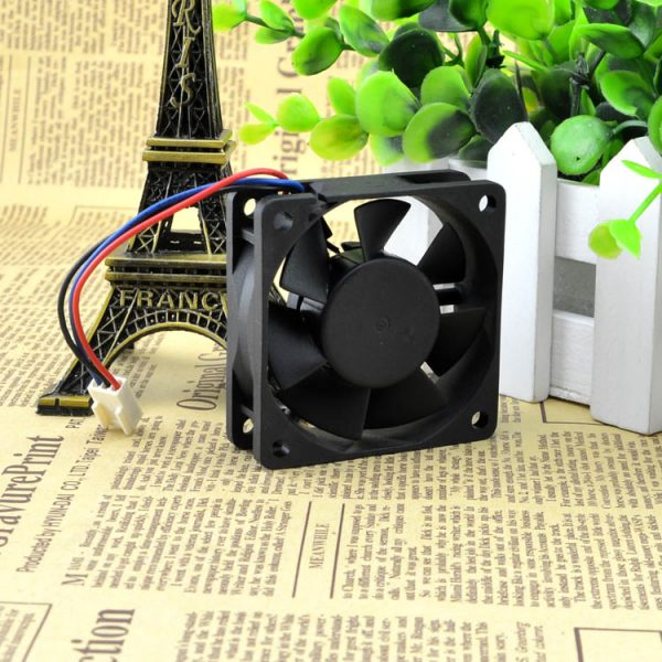 Free Delivery. 6020 6 cm ultra-quiet fan 12 v 0.13 A AD0612MS - C76GL