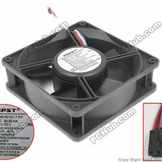 ebmpapst MULTIFAN 4218/17 Server Square Fan DC 48V 50-85mA 5-wire