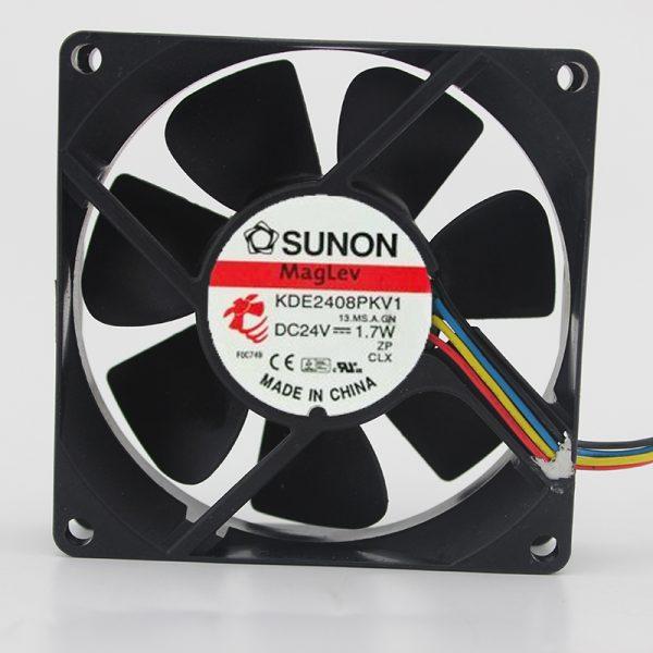 KDE2408PKV1 24V 1.7W 8020 8cm inverter fan