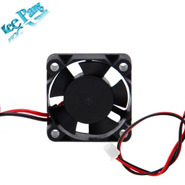 5pcs Cooling Fan 12V 24V 3010 2 Pin Brushless DC Cool Fans Dupont Wire 3CM 3D Printers Parts Cooler Radiator Part 30*30*10 30mm