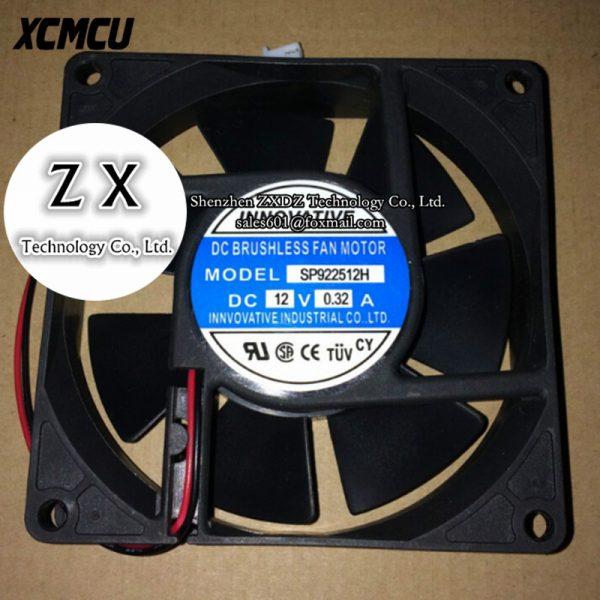 New original cooling fan 9CM 12V 0.32A SP922512H 9225 DC fan, in stock~