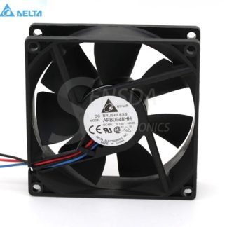Delta AFB0948HH 90mm 9cm 9025 DC 48V 0.14A 3-wire axial blower server inverter cooling fans