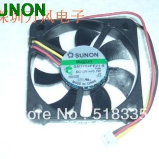 Original SUNON GM1204PEV1-8 4007 4CM 40*40*7MM 4CM 4*4*0.7CM mute thiness fan only 0.7mm micro inverter server pc case fan