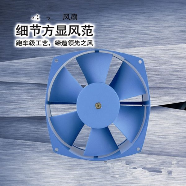 AC Axial Fan Copper Coil 200FZY Industrial Welder Cooling Fan 110V 220V 380V Brushless fan