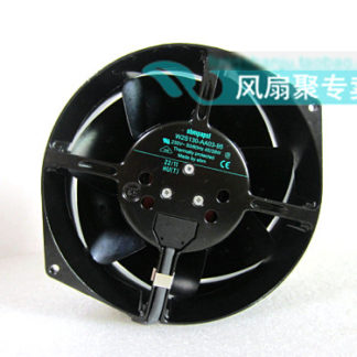 Original German ebmpapst W2S130-AA03-95 230V 17cm all-metal cooling fan