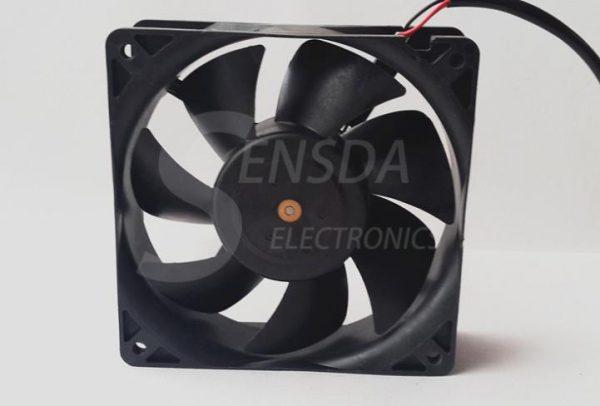 Original NIDEC 12v 0.77A B34659-57 SNY 12038 120x120x38mm 12cm server inverter axial case cooling fans