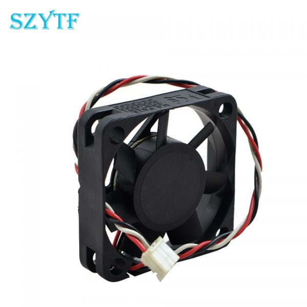 KDE2404PFVX Double Ball Bearing Cooling Axial Fan DC 24V 1.9W 4010 40*40*10mm free shipping
