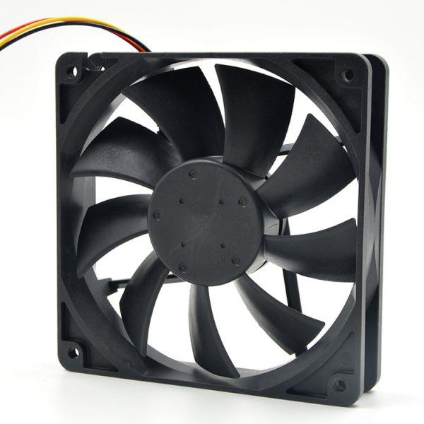 New original 4710KL-05W-B59 120 * 120 * 25MM 12CM 24V 0.38A inverter 3-wire fan
