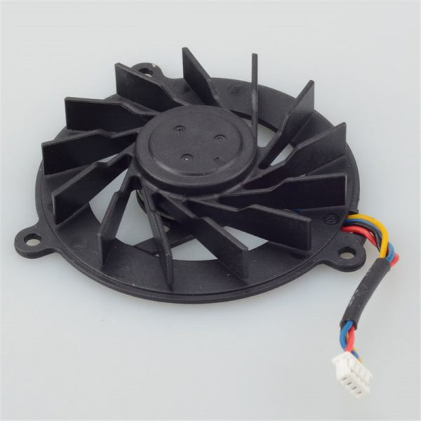 Laptops Replacements Cooling Fans For ASUS A8 F8 A8F Z99 X80 N80 N81 F3J F8S Z53J Z53 M51 4Pin Notebook Cpu Cooler
