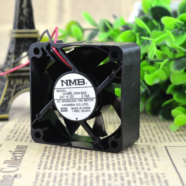 Free Delivery. 2410 rl - 05 w - B30 6025 24 v 0.10 A 6 cm large airflow chassis inverter fan