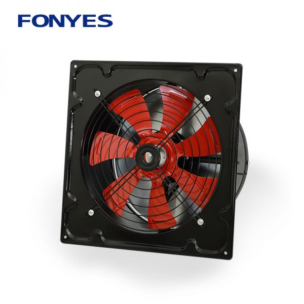 FONYES industry exhaust fan Kitchen fumes Exhaust fan Exhaust fan Wall type Strong high speed Ventilation fan 14 inch