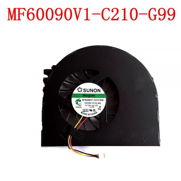 NEW Original SUNON MF60090V1-C210-G99 3PIN for Dell Inspiron 15 15R N5110 N5110 Laptops Cooling Fan