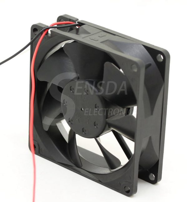 NMB 3110KL-04W-B59 8cm 8025 DC 12V 0.30A 3wire server inverter axial Cooling Fans