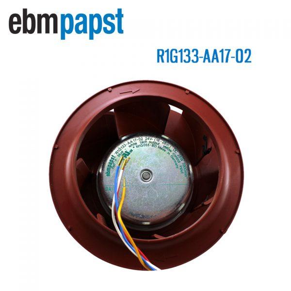 Brand new original inverter cooling fan R1G133-AA17-02 220V fan 133*91mm