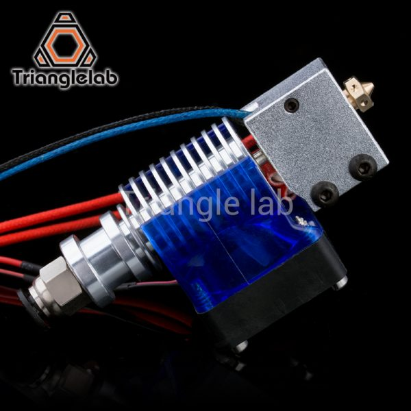 Trianglelab v6 Volcano hotend 12V/24V remote Bowen print J-head Hotend and cooling fan bracket for E3D HOTEND for PT100