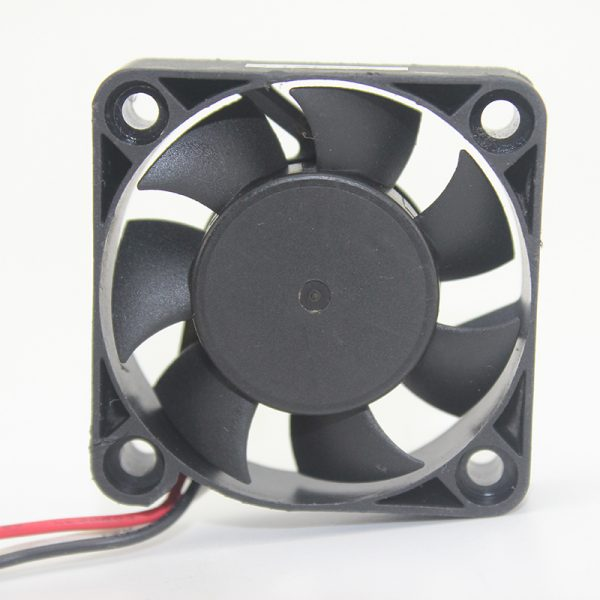 Original 4010 FD054010MB 5V 0.13A 2-wire cooling fan 40 * 40 * 10MM.