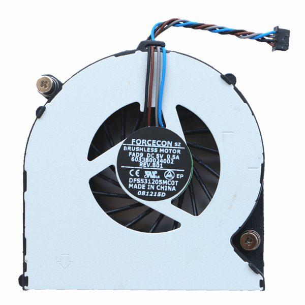 New Original Cpu Fan For HP 4530S 6460B EliteBook 8460P 8470P Cpu Cooling Fan DFS531205MC0T FAD9 6033B0024002 DC5V 0.5A