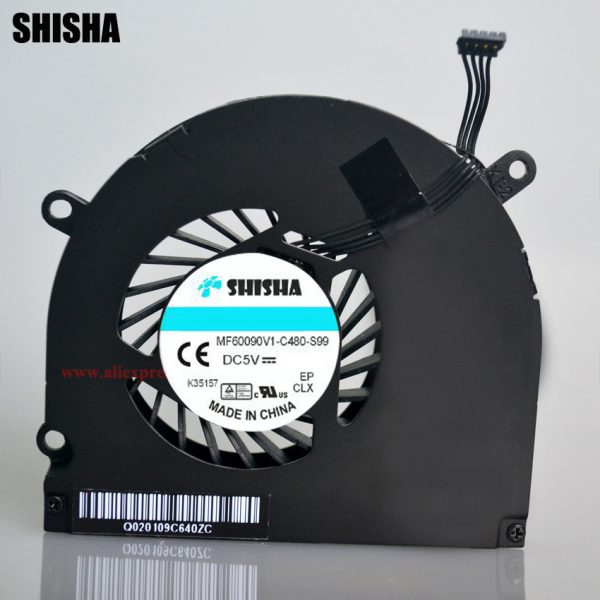 "Cooling fan for Apple MacBook Pro 15"" B470 A1286 MB985 cpu fan, 100% Brand new genuine B470 A1286 laptop cpu cooling fan cooler"