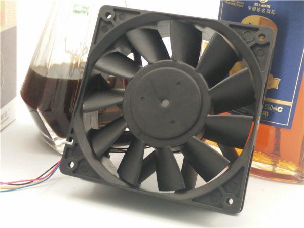 12CM 120*120*38mm 48V 1.20A PFC1248DE 4Line fan