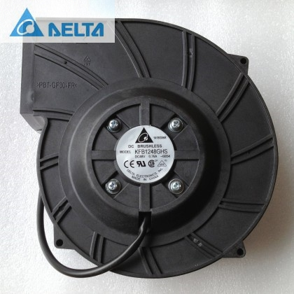 Delta KFB1248GHS 18cm 180mm 18070 48V blower communication industry cooling turbo fan