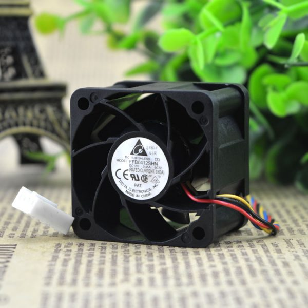 Free Delivery. New original FFB0412SHN 4 cm 4028 cm Double ball bearing cooling fan 12 v PWM