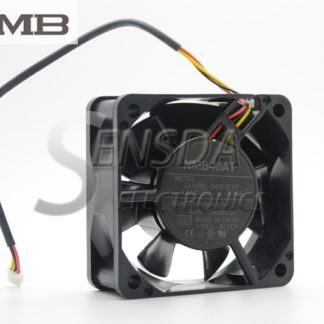 NMB 2410ML-04W-B39 6025 6cm 60mm 60X60X25 mm 12V 0.16A 3Wire server inverter cooling fan