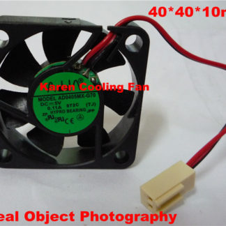New Original Adda ad0405mx-g70 4010 dc5 v 0.11a 4cm silent cooling fan