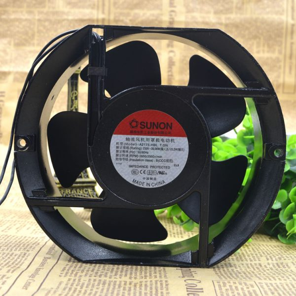 Original SUNON Construction A2175-HBL A2175-HBT T.GN 220V 17251 Cooling Fan