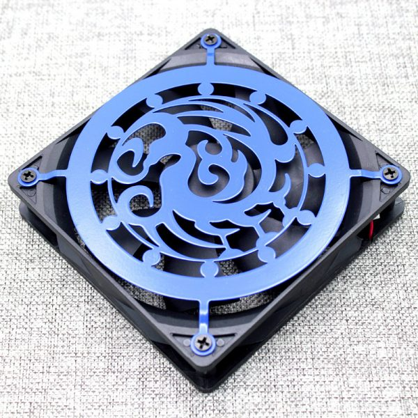 Router Paper Dissipate Heat sink Chassis USB Fans 5V 12CM Cabinet Fish Tank Power Amplifier cpu water cooler hdd pc 120mm fan
