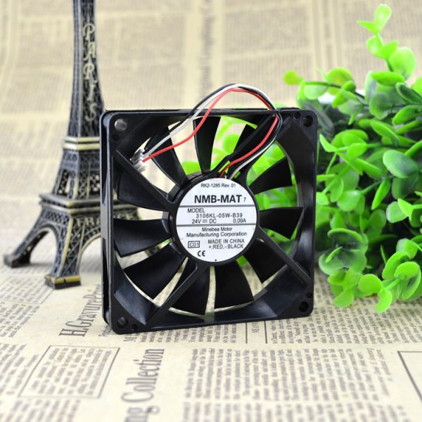 Free Delivery. 8015 8 cm 24 where v0. 09 a double ball inverter/copier fan 3106 kl - 05 w - B39
